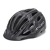 Giro Venus II Womens Road Bike Helmet Black/Charcoal