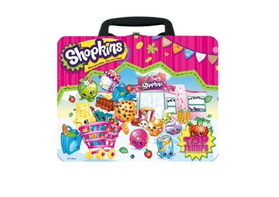 Shopkins Top Trumps Collectors Tin - Games/Puzzles