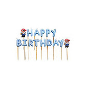 Pirate - Happy Birthday Pick Candles
