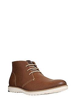 F&F Chukka Boots - Tan
