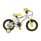 "Falcon Superlite 12"" Boys Bike with Stabilisers"