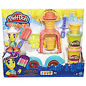 Play-Doh Town Ice Cream Truck Playset