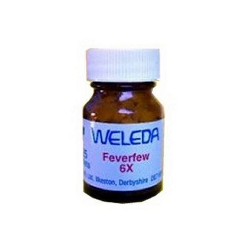 Feverfew 6X Tabs