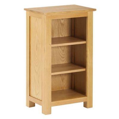 Nordic Oak Mini Bookcase
