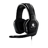 Cooler Master Sirus-C Professional Gaming Headset 2.2 Channel with in-line control and LED for PC and Console
