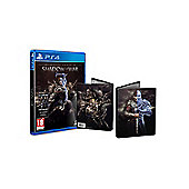 Middle-earth: Shadow of War Standard with Steel Case PS4