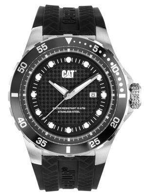 CAT P52 Sport Mens Rubber Date Watch YN.141.21.121