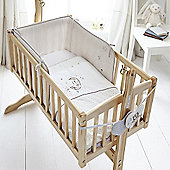 Clair de Lune Bedtime Story 2 piece Crib Set