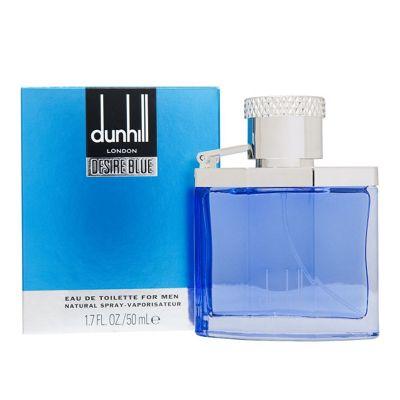 Dunhill Desire Blue Eau de Toilette 50ml For Him Homme New Mens EDT Aftershave