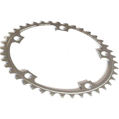 Stronglight 5-Arm/135mm Chainring: 51T.