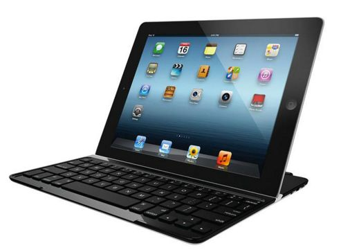 Logitech Ultra Thin Keyboard Cover for iPad 2 and iPad 3