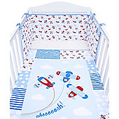 B Baby Bedding Transport Bed In A Bag Size cot/cot bed