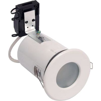 Robus 12V Die Cast Fire Rated Downlight - White (RF101-01)