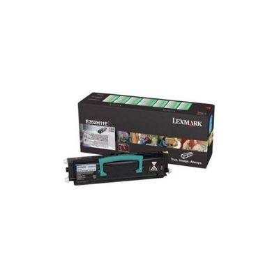 Lexmark E35X Toner Cartridge (9K)  -Black