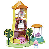 Peppa Pig Princess Peppa's Rose Garden & Tower