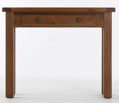 Thorndon Farmhouse Console Table in Old Oak