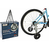 "Ammaco Special Needs Adults Stabilisers 20""-26"" Wheels Heavy Duty"