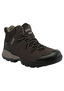 Regatta Mens Holcombe Mid Boot - Brown