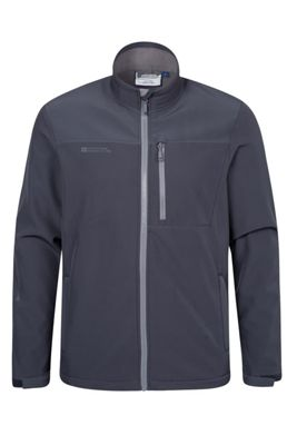 Mountain Warehouse Caledonia Mens Softshell Jacket ( Size: L )