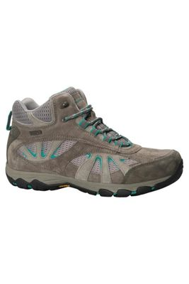 Mountain Warehouse Summit Womens Waterproof IsoGrip Boots ( Size: Adult 05 1/2 )