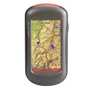 Garmin Oregon 450 GPS