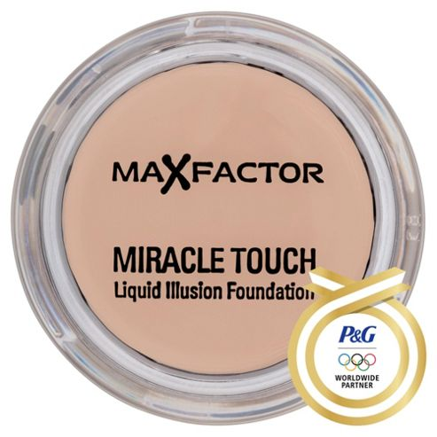 Max Factor Miracle Touch Fc Cpt 040 Creamy Ivory