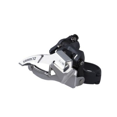 SRAM X7 Front Derailleur 2x10 Low Direct Mount S3 36t Dual Pull