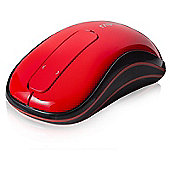 Rapoo T120P 5GHz Wireless Touch Optical Mouse (Red)