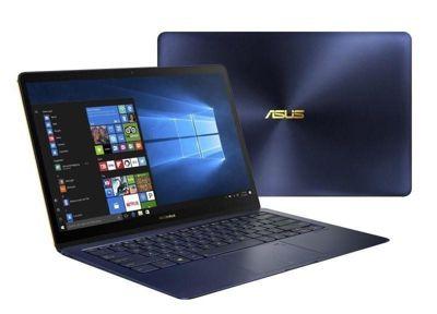 ASUS ZenBook 3 Deluxe UX490UAR-BE094T in Blue 14