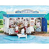 Sylvanian Families Seaside Restaurant Playset