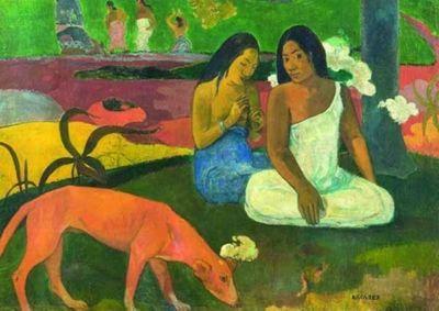 Paul Gauguin - Arearea - Joyousness - 1000pc Puzzle