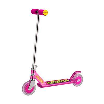 Nebulus Alpha Scooter - Pink