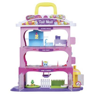 Shopkins Tall Mall Playset