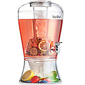 VonShef 8L Drinks Dispenser, Fruit Infuser with Tap