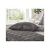 Catherine Lansfield Home Universal Cushion - Charcoal