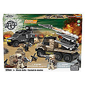 True Heroes Army Missile Battle - Action Figures