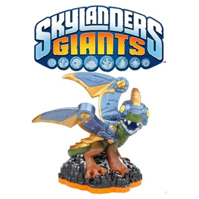 Skylanders Giants - Lightcore Single Character - Drobot