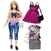 Barbie Fashionistas Everyday Chic Doll with Fashion Outfits