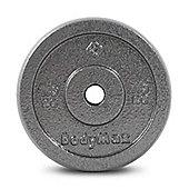 Bodymax Standard Hammertone Weight Plate - 7.5kg