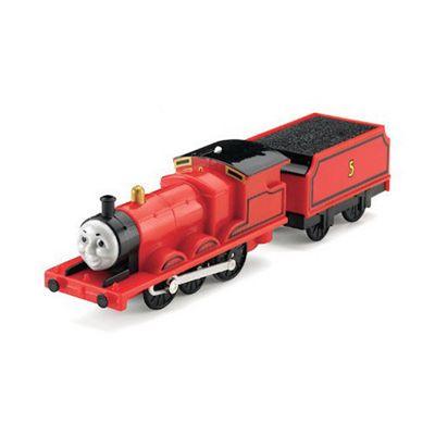 Fisher-Price Thomas & Friends Trackmaster Talking Train James