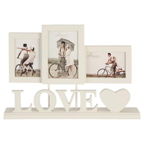 Multi Picture Frame Love
