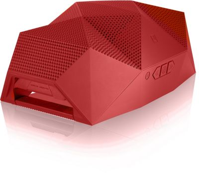 Outdoor Tech Big Turtle Shell Wireless Speaker Red
