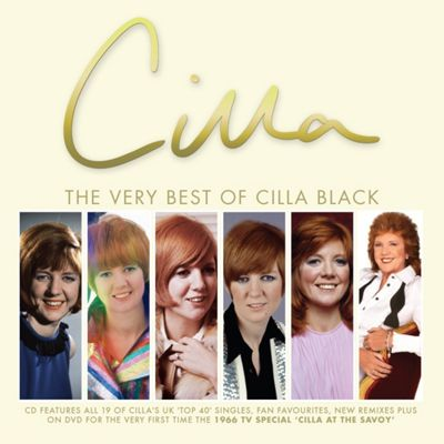 Very Best of Cilla Black [2013]