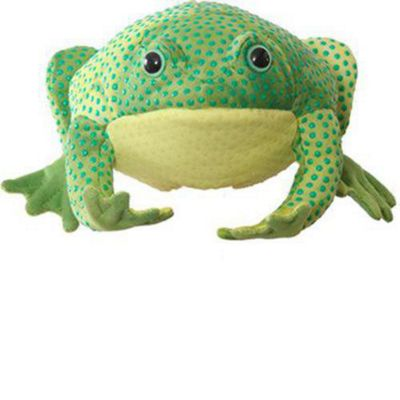 Finger Puppet: Spotted Toad