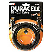 Duracell 3D High-speed HDMI Cable