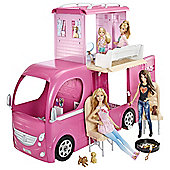 Barbie Pop Up Camper Playset