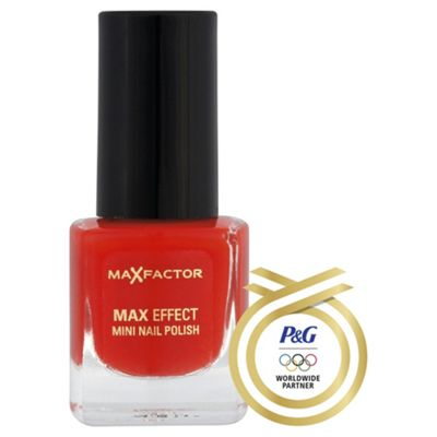 Max Factor Max Effect Mini Nail 11 Red Carpet Glam
