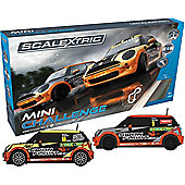 Scalextric Set C1355 MINI Challenge Set