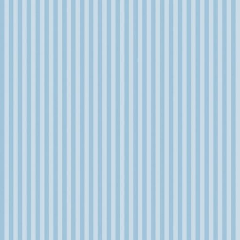 Graham & Brown Classic Stripe Wallpaper - Vintage Blue