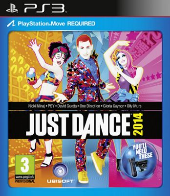 Just Dance 2014 Move